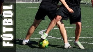 Fútbol: Como hacer el túnel o caño