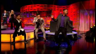 "Will Smith ""Fresh Prince Rap"" On The Graham Norton Show"