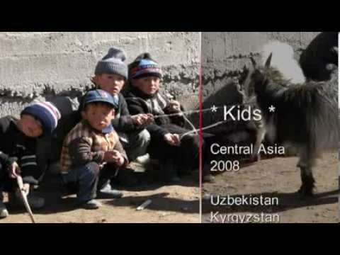 Central Asia - Kids