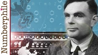 Flaw in the Enigma Code: Numberphile