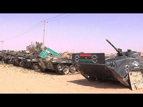 Lawless Libya