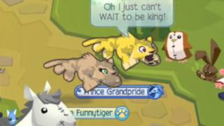 Animal Jam I Just Can't Wait To Be King