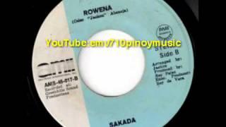 Rowena - Sakada view on youtube.com tube online.