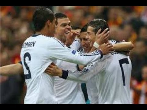 Real Madrid vs FC Schalke 3~1  All Goals & Highlights (18/03/2014) CHAMPIONS LEAUGE-HD