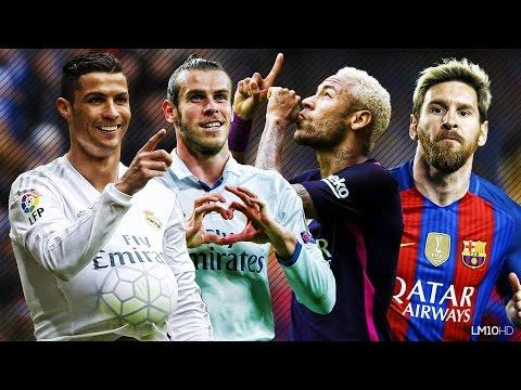Ronaldo Vs Messi Vs Neymar Vs Bale - Lionel Messi & Neymar ...