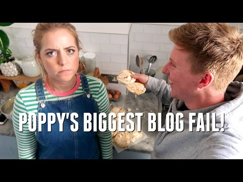 POPPY'S BIGGEST BLOG FAIL!