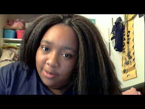Crochet Braids Vs Tree Braids : tree braids aka crochet braids - YouTube
