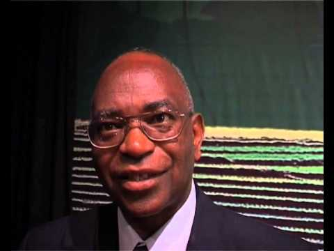 Head of Africa Meteorological Office - Buruhani Niyezi