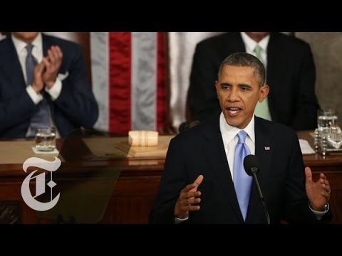 State of the Union 2014 - Obama on Foreign Policy