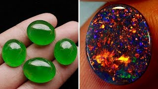 """10 loại đá quý hiếm và """"đắt đỏ"""" nhất thế giới"""