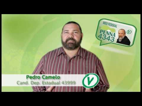 TV PENNA - Quem é meu Candidato - Pedro Camelo 43999