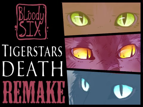 Warriors Cats  •°Tigerstar's death°•  REMAKE
