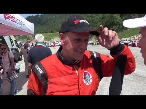 Copertina video Rudi Bicciato (MItsubishi Lancer Evo)