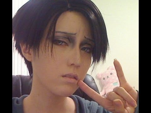 hqdefault jpgMikasa Ackerman Cosplay Makeup