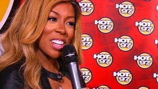 K Michelle Talks Having The Music To Match Reality TV Platform, Dating & LHHNY
