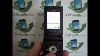 Master Reset Sprint Sanyo Pro 700 Flip Phone