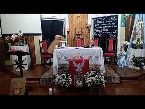 Santa Missa | 19.05.2021 | Quarta-feira | Padre Robson Antônio | ANSPAZ