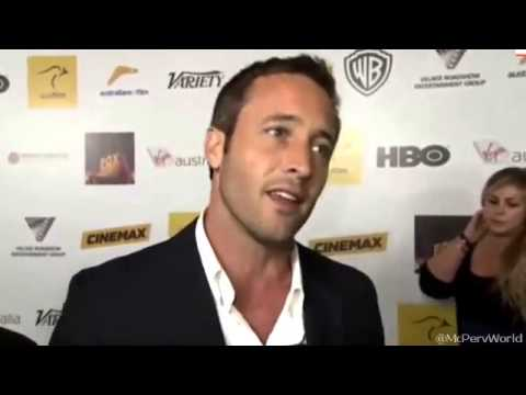 Alex 's interview at Australians in Film 2013 1