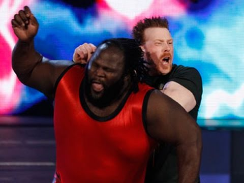 Raw: Sheamus brutally attacks Mark Henry