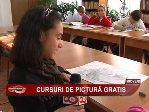 CURSURI DE PICTURA GRATIS