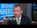 Mick Mulvaney discusses President Trumps new budget proposal