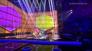 Pollapönk No Prejudice (Iceland) LIVE 2014 Eurovision