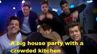 One Direction Midnight Memories (Official Music Video