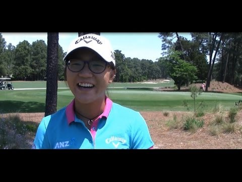 Lydia Ko Previews U.S. Women's Open at Pinehurst