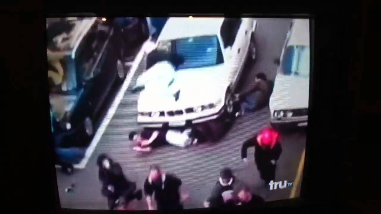 Pictures Of Protesters Getting Hit By Car