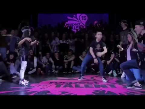 Nhảy hiphop cực chất của trẻ em nước ngoài có cần phải đẹp đến vậy kh :((