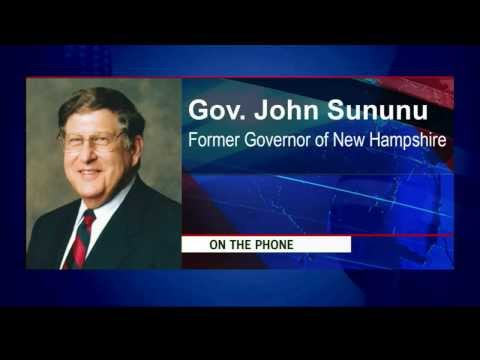 Gov. John Sununu -- former governor of N.H.,