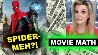 Box Office for Spider-Man Far From Home Opening Weekend