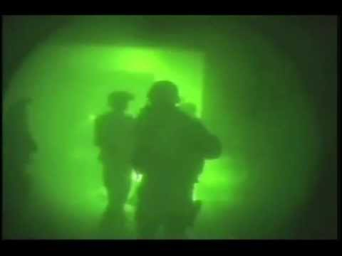 U.S. and Iraqi Special Operations Forces Conduct Raid -V5uQNyxXelA