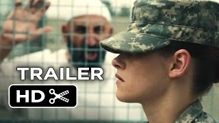 Camp X-Ray Official Trailer #1 (2014) Kristen Stewart Movie HD