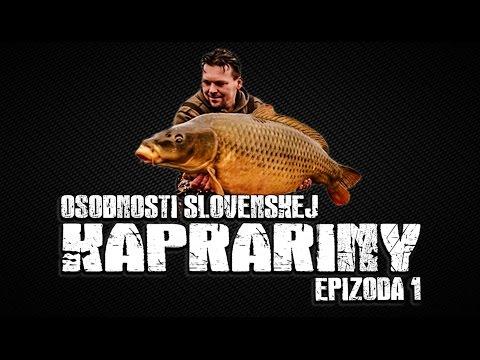 Osobnosti Slovenskej kaprariny Epizoda 1