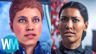 Top 10 Most Disappointing Games of 2017