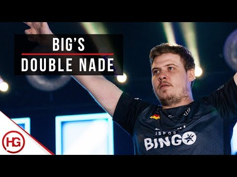 BIG's Double Nade for Jump Spot on Overpass (CS:GO Quick Tips #30)