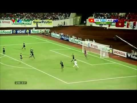 [Clip] U19 Việt Nam 1-0 U19 Australia: Khoảnh khắc thiên tài của Công Phượng