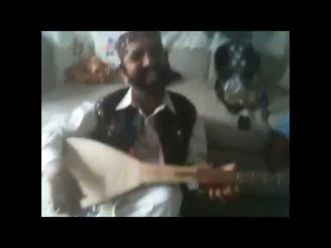 Tumburo - Balochi Musical Instrument