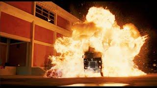 Every Arnold Schwarzenegger Explosion