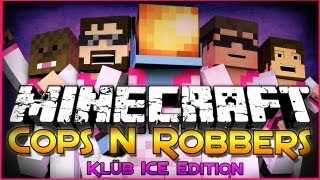 Minecraft: Cops and Robbers 3 - Klüb ICE Edition (Mini-Game)