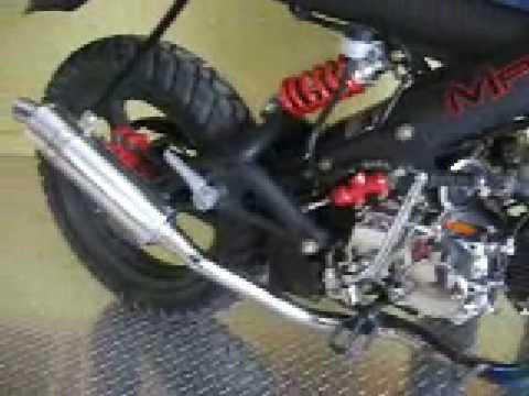madass 160cc engine