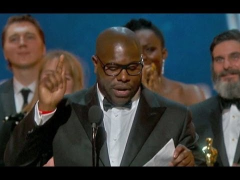 Twelve years a Slave wins best picture at Academy Awards