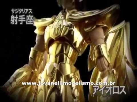 Saint Seiya Cloth Myth EX - Abertura Saint Seiya Omega - Pegasus Fantasy
