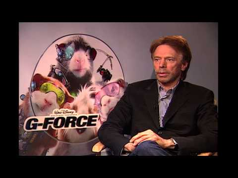 G-Force: Exclusive Interview with Jerry Bruckheimer