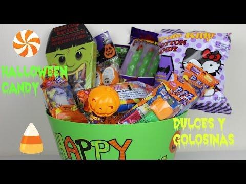 Dulces y Golosinas de Halloween Brujitas,Calaveritas,Fantasmas| Dia de Muertos