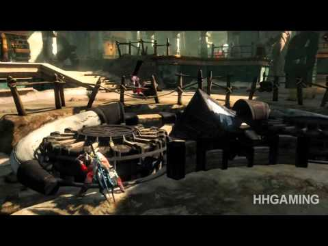 God of War Ascension - Gameplay HD official Trailer GOW 4,