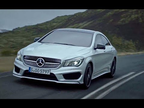 CLA New Coupe 2014 (Mercedes)