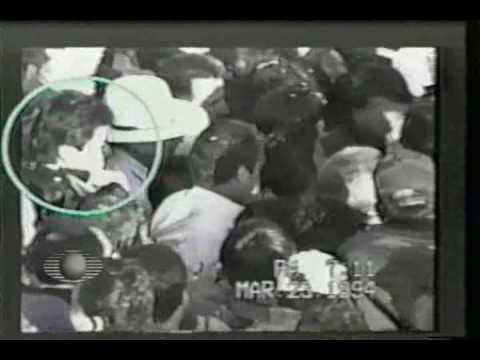 Colosio complot. Ricardo Rocha 1999 y FBI