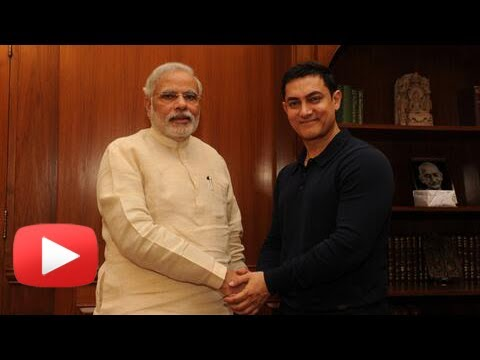 After Salman Khan, Aamir Khan meets Narendra Modi